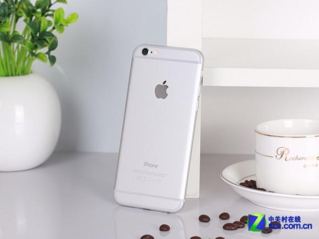 行货17号开售 64GB苹果iPhone6人气最高