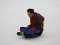 《极速前进中国版第一季片花》第五期 钟汉良滑雪崩溃跪地咆哮 皇阿玛被迫放弃挑战