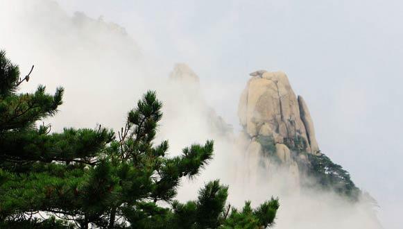 看江山美景 中国最美的十大自然景观(组图)