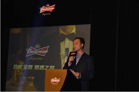 百威英博亚中国东南事业部明升东部销售部,姜先达总监