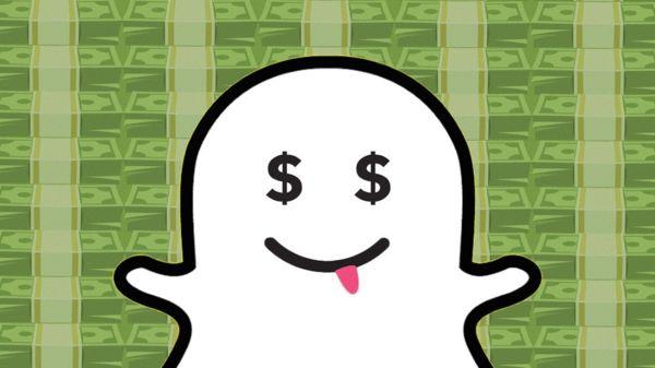 Snapchat推移动支付服务 社交巨头争相迎新欢