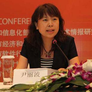 工业和信息化部电子科学技术情报研究所 总工程师 尹丽波