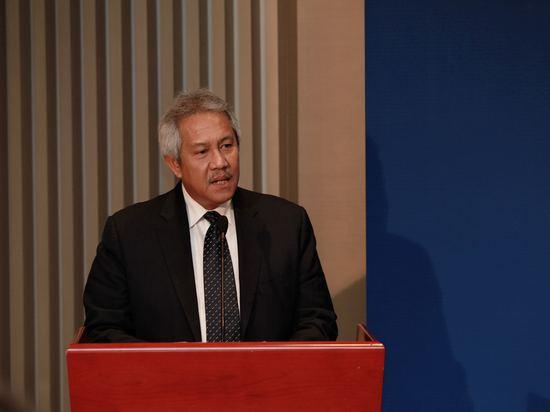 印尼驻华大使苏更·拉哈尔佐先生