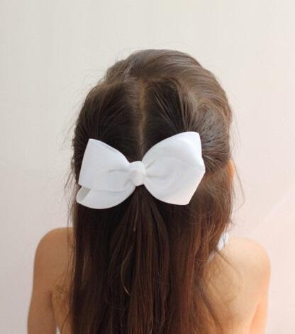 几款女宝宝的日常漂亮发型,简单易学图片