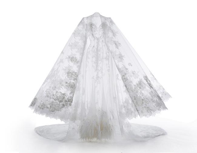 兰玉十二星座婚纱之巨蟹座
