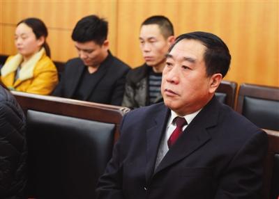 退休检察官孟宪君。图/CFP