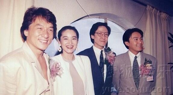 香港电影明星大佬_香港电影大佬向华胜20日北京去世 曾捧红周星驰