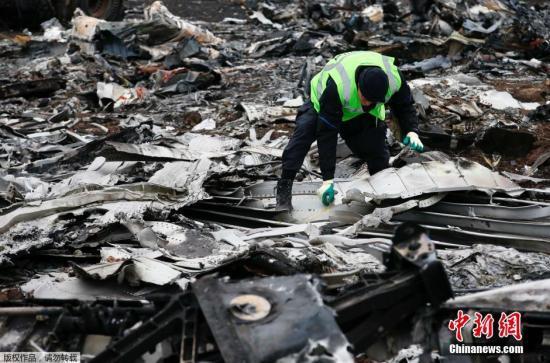 MH17坠毁地点再度发现遗体 当地局势仍不稳定