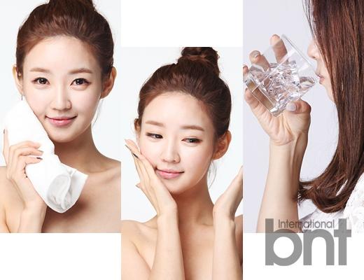 韩国素颜美女们的肌肤保养秘籍