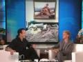 《艾伦秀第12季片花》S12E54 曝杰森卧室挂艾伦巨幅照片