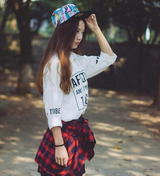 网友建议选她上《天天向上》中国美女地理栏目