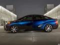 [海外新车]2016丰田Mirai首款燃料电池车