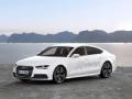 [海外新车]奥迪A7 h-tron搭载氢燃料电池