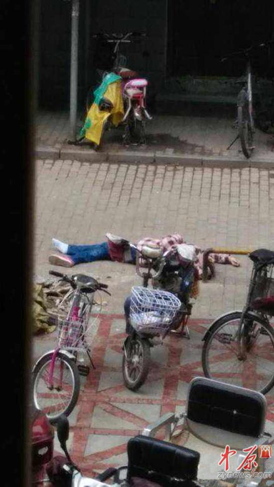 郑州新闻网_郑州一12岁女孩坠楼身亡 上午曾受学校表扬(图)-搜狐新闻