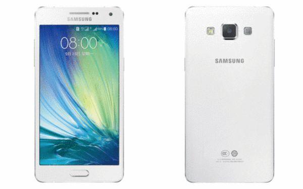 三星Galaxy A5国行价格公布(图片来自cnbeta)