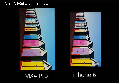 屏幕表现如何?多方面对比iPhone 6