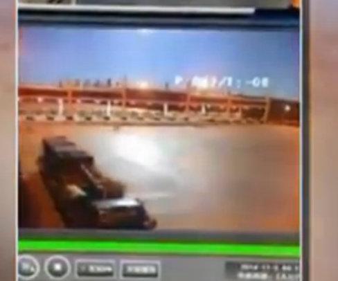 视频截图:监控画面。