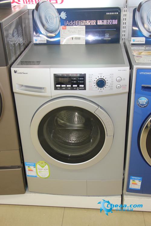 小天鹅TD70-1229E(S)洗衣机整体外观