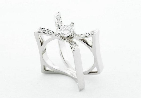 爱与智慧 国内首个珠宝设计师品牌phoenix wei