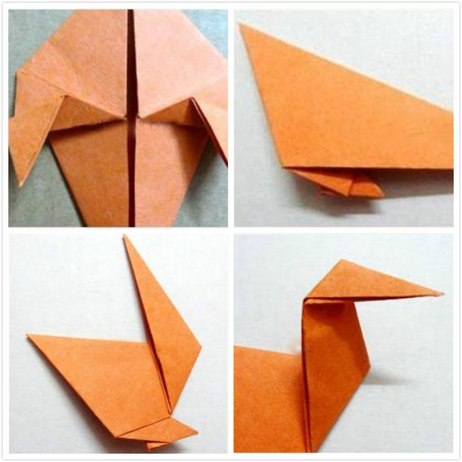 感恩节手工制作纸筒