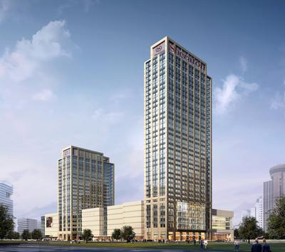 武汉汉口泛海喜来登酒店盛大开业