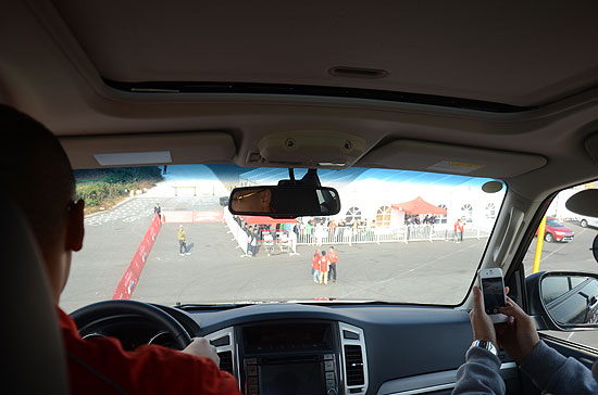 三菱SUV赏驾会杭州站圆满落幕 体验巅峰高清图片