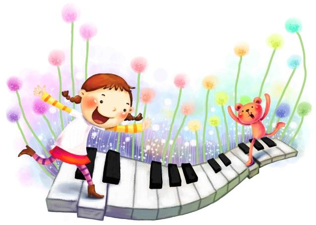 给孩子听歌曲要有所选择图片