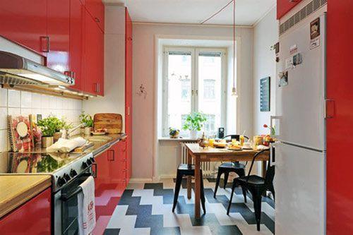 厨房与餐桌