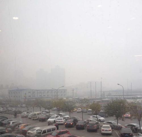 北京东四环某小区