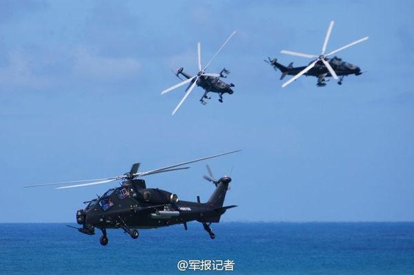 美称中国政府将建3艘航母 新战机超F-15(组图)