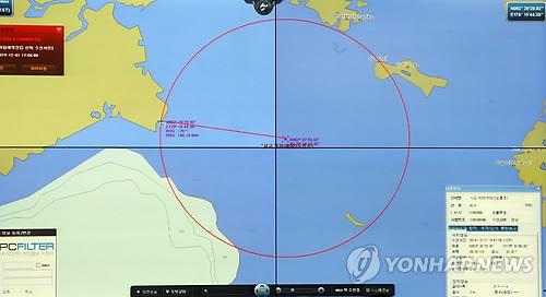 当地时间1日,一艘韩国渔船在俄远东海域遇险沉没韩联社