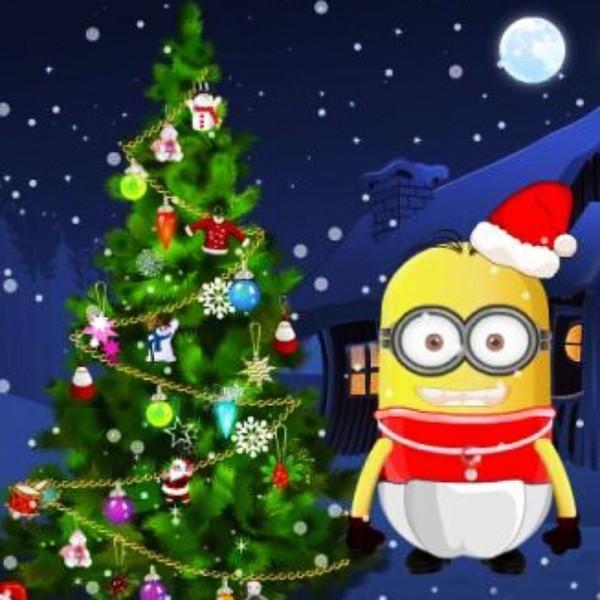 小黄人唱响圣诞歌,邀您做客百特英语狂欢part
