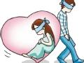 闪婚夫妻的离婚争夺战