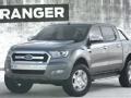 [海外新车]更安全更强大 2015福特Ranger
