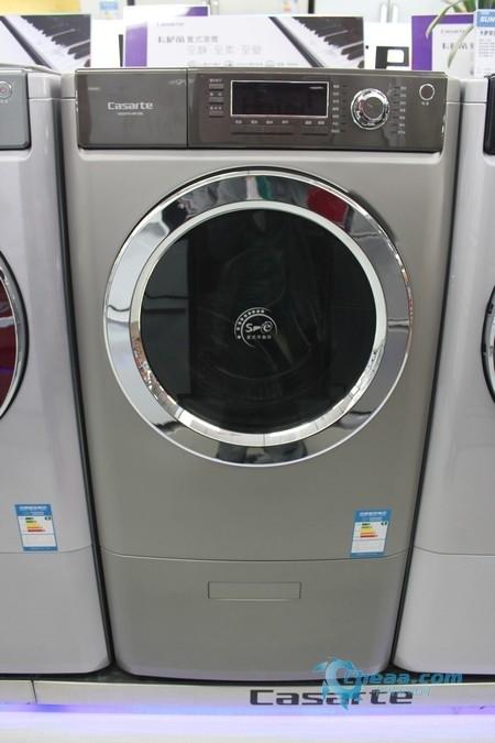 卡萨帝XQGH70-HB1266洗衣机整体外观