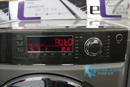 卡萨帝XQGH70-HB1266洗衣机控制面板