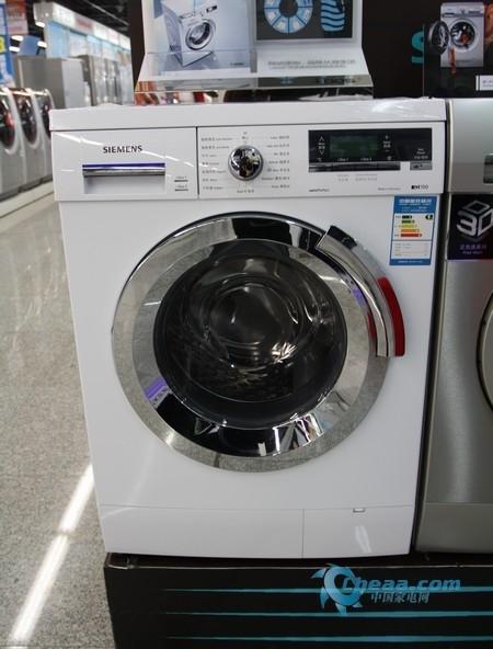 西门子WM16S880TI洗衣机整体外观
