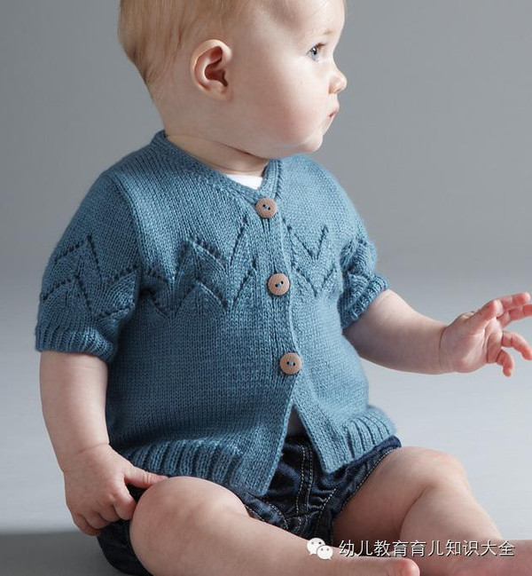 婴儿编织毛衣妈妈最好的选择