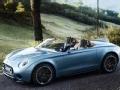 [海外新车]复古概念车MINI Superleggera