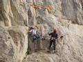 《极速前进中国版第一季片花》第八期 郑伊健攀岩失足险遭意外 金大川串道干扰对手