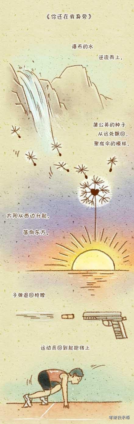 香港中文大学获奖微情书:你还在我身旁(看到最后,瞬间...