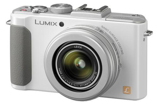 大光圈便携相机 松下LX7带票售2650元