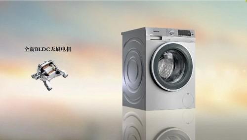 在动能性能方面,这款洗衣机采用了BLCD无刷电机,不仅保证了良好的动力输出,而且才用了电子换向器的BLDC电机噪音更小。