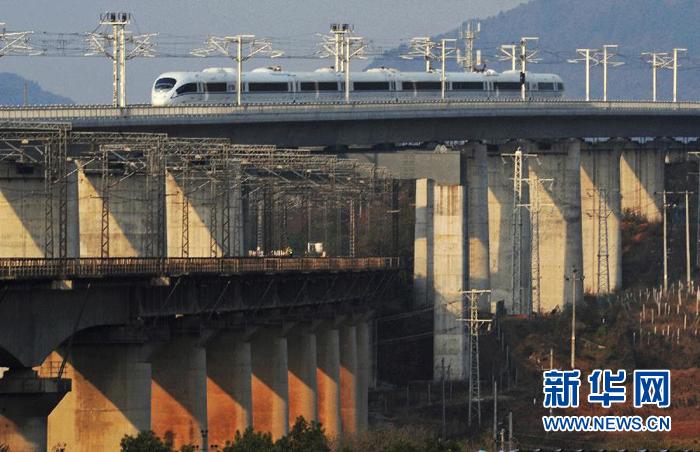杭长高铁开通时间,贵港高铁站几时开通,杭长高铁最新消息图片