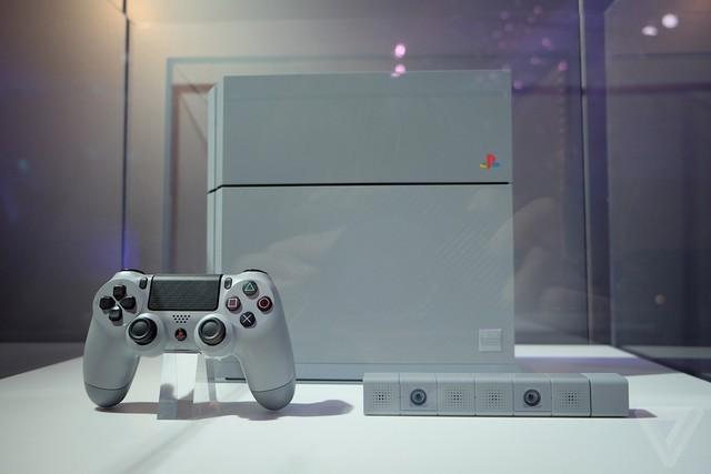 有钱就是任性 索尼PS20主机超10万元