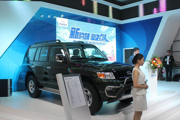 打响SUV突围战 猎豹汽车新车型发力2015