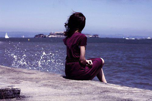 有故事的人,寡言,却心有一片海
