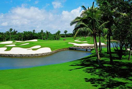 博鳌亚洲论坛国际会议中心高尔夫球会