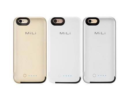 第一款苹果授权认证iPhone6背夹电池