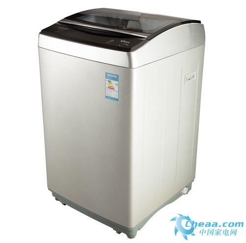 新乐XQ75-6009TEB波轮洗衣机侧面